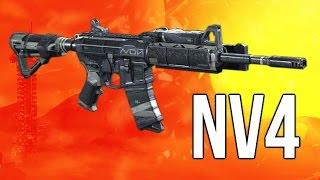 Infinite Warfare In Depth NV4 Assault Rifle  Variants