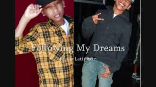 Watch Jacob Latimore Following My Dreams video