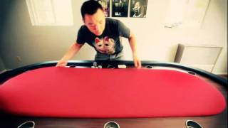 ➔ ➔ Have WSOP Main Event At home! - BBO Ultimate Poker Table Review