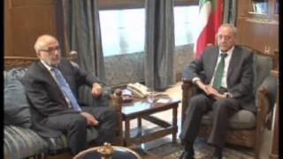 بري يؤكد ان الحوار ضرورة على المستوى اللبناني والاقليمي