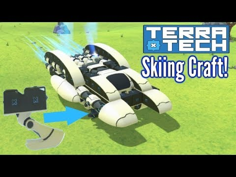 Terratech – Fast Ski Craft! | New Landing Gear Build!