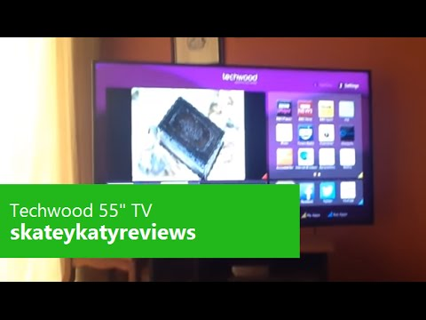 techwood tv ao review skateykaty reviews youtube. Black Bedroom Furniture Sets. Home Design Ideas