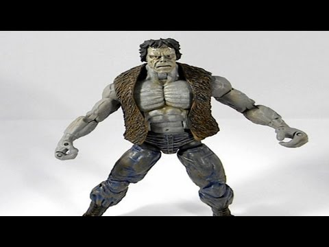 Marvel Legends Frankenstein review (Toy Biz) Monsters Box Set action figure