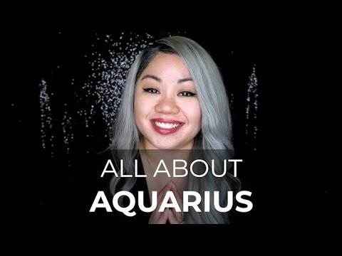 All About AQUARIUS By Professional Astrologer, Joan Zodianz