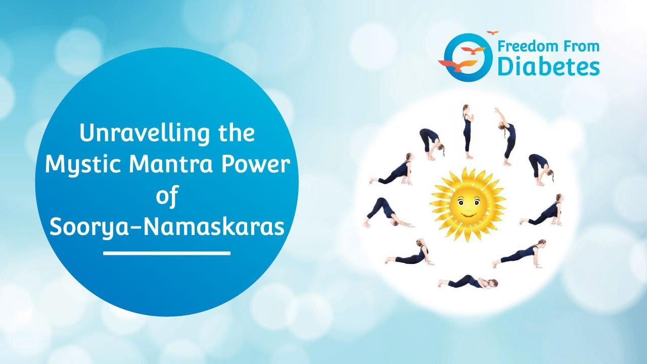 UNRAVELLING the MYSTIC MANTRA POWER of SOORYA-NAMASKARAS