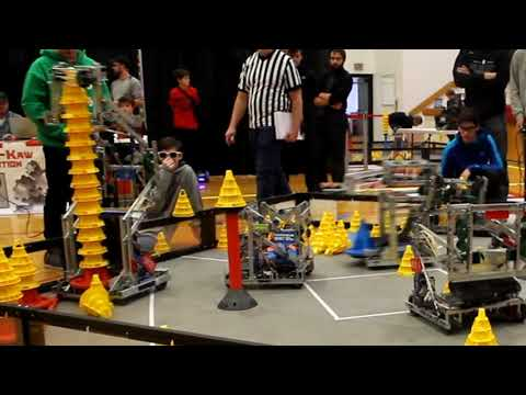 Vortex Alliance: Nebraska Highlights at DC West Tourney (VEX In The Zone)