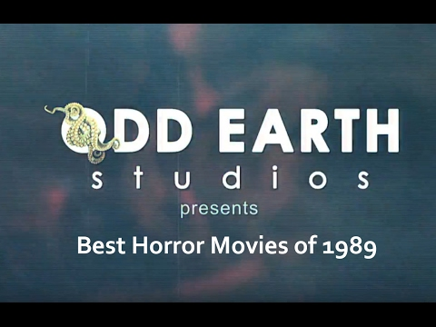 Best Horror Movies of 1989 -