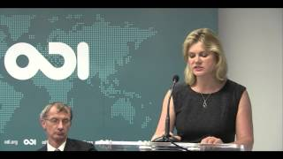 Keynote speech Rt Hon Justine Greening MP Secretary of State 2015