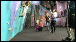 Centre Of Gravity Indoor Rock Climbing And Darkzone Laser Skirmish