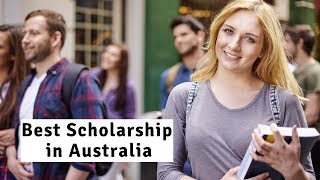 Australian Scholarships for International Students 2019| Top 10 Best Scholarship|| University Hub