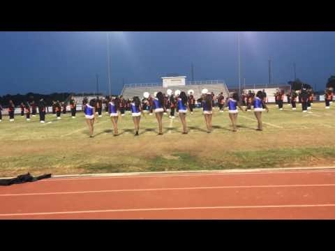 Silver Spurs at district music festival 10/18/16
