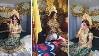 Download Video Intip Prosesi Mappacci Pernikahan Artis Evi Masamba MP3 3GP MP4
