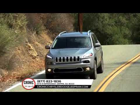 2018 Jeep Cherokee Griffin GA | Jeep Cherokee Dealer Griffin GA