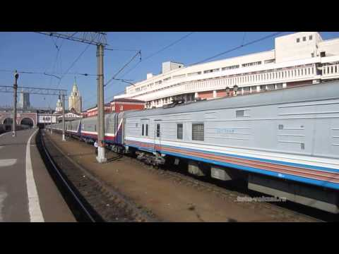 Почта России обзавелась собственным поездом