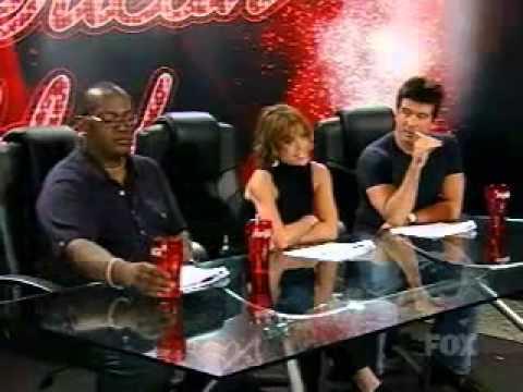 Alan (Thad) On American Idol