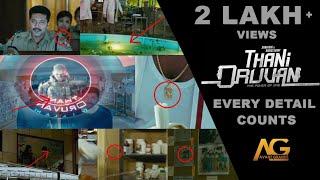 Hidden Details in Thani Oruvan | Freeze Frame | Avant Grande
