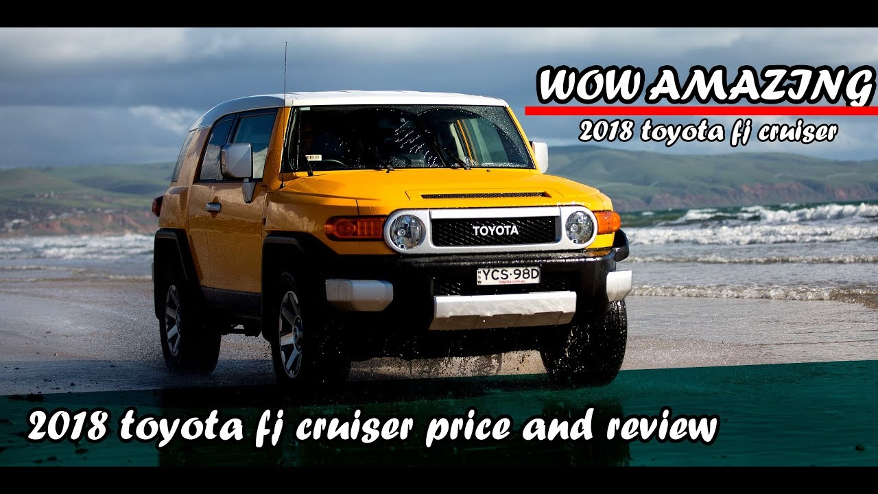 2018 toyota fj cruiser price. contemporary cruiser 2018 toyota fj cruiser price on a