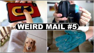 Mail Time #5: Four Mini-Reviews!
