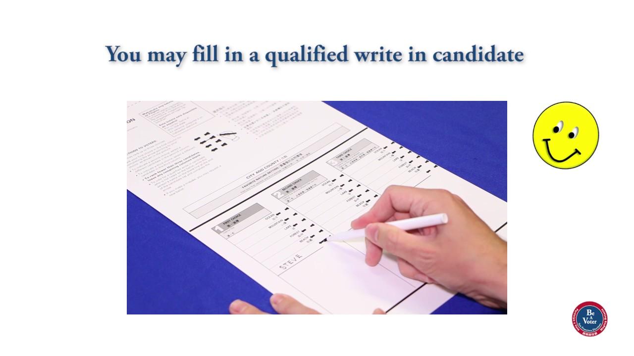 Instant-runoff voting