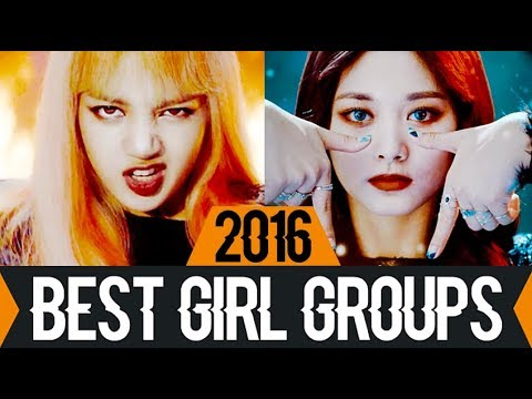 6 Best Kpop Girl Groups Of 2016 (New Generation)