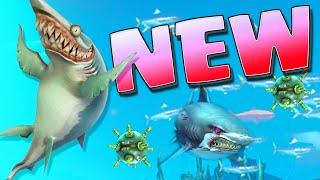 NEW MAKO SHARK! :: Hungry Shark World :: LARGE SHARKS!