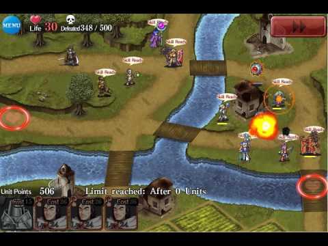 Rural District Battle God 500 kills (Common units) /Total Domination - Millennium War Aigis