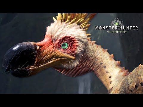 O KULU YA KU é TERRÍVEL - Monster Hunter World (com o Spartan) thumbnail