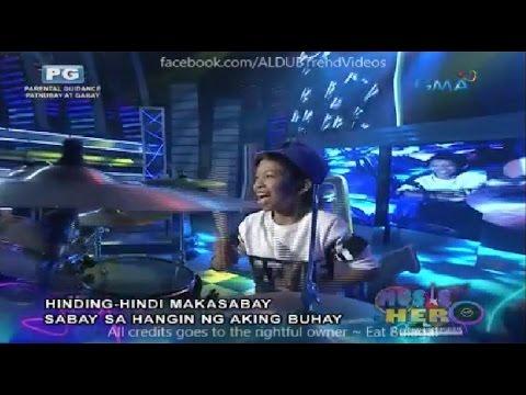Eat Bulaga Music Hero November 10 2016 Full Episode #ALDUB69thWeeksary