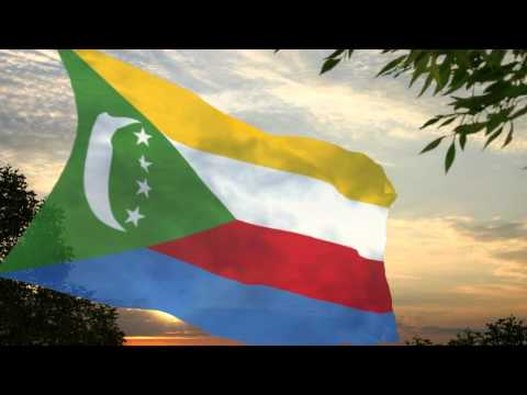 Comoros / Comoras (Olympic Version / Versión Olímpica 2012 / 2016)
