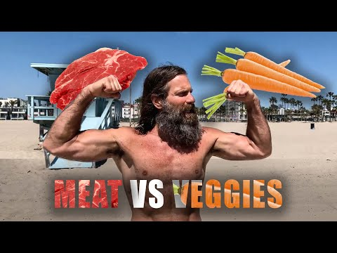 Do Humans Actually Need to Eat Meat? | Holistic Health | Troy Casey