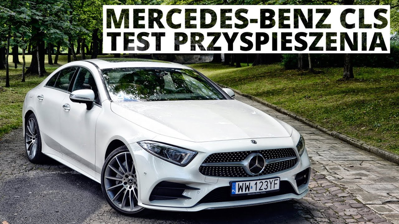 Mercedes Km Mercedes Benz Cls 400d 340 Km At Acceleration 100 Km H