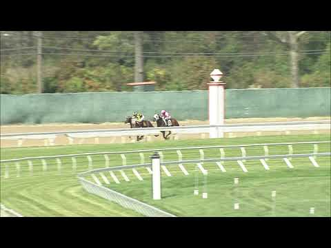 video thumbnail for MONMOUTH PARK 10-21-20 RACE 2