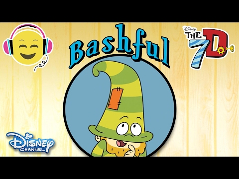 The 7D | Where's Bashful | Official Disney Channel UK