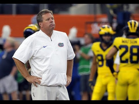Florida's Jim McElwain says family received death threats, responds to rumors he's looking