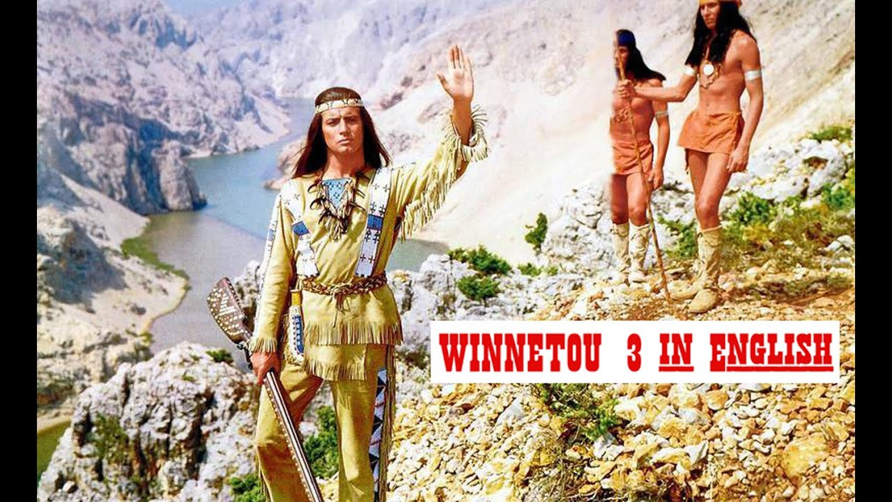 Winnetou part 3   The Last Shot  HD ENGLISH Audio. with Old Shatterhand