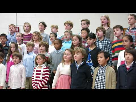 Foote School Students Sing