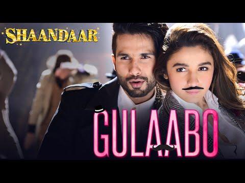 Gulaabo | Official Song | Shaandaar | Shahid Kapoor, Alia Bhatt | Launch Highlights