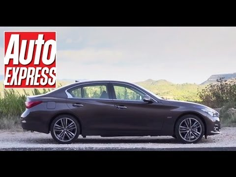 Infiniti Q50 review - Auto Express
