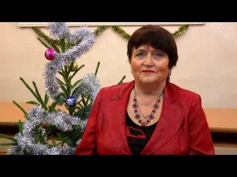 Новогоднее поздравление главы города Котельнич