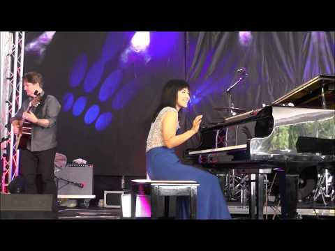Moving On  Keiko Matsui at 2 Algarve Smooth Jazz Festival 2017