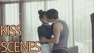 《喜歡你時風好甜 Flipped》Four Types Of Kisses in EP01-11 甜死人的花樣接吻!