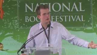 Repeat youtube video John Green: 2012 National Book Festival