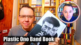 YouTube動画:John & Yoko/Plastic Ono Band 2020 Book Unboxing