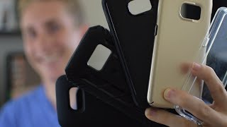 My Top 6 Favorite Galaxy S7 Cases !