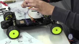 Cactus模型車製作示範 - 11.2 - RC Unit