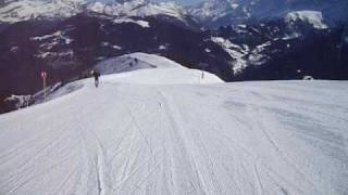 Skiing in Megeve/St Gervais - Domaine Evasion Mont Blanc