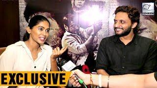 EXCLUSIVE Interview With Stars Of Movie Sameer | Zeeshan Ayyub | LehrenTV