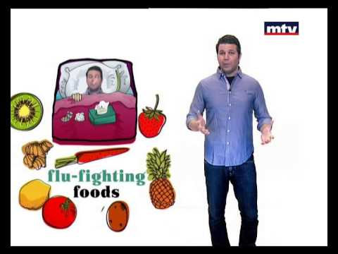 Minal - Flu Fighting Food - 21/10/2014