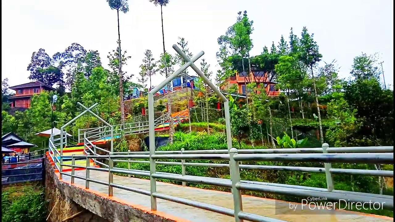 Wisata Alam Palalangon Park Ciwidey Youtube