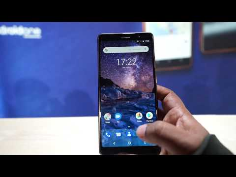 Nokia 7 Plus: First Look | Hands on | Price  [MWC 2018]
